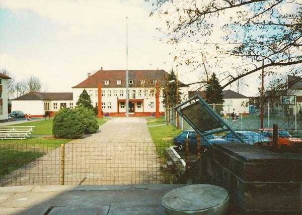 Azbill Barracks